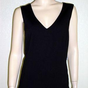 Laundry NWT Sleeveless V-Neckline Sheath Dress